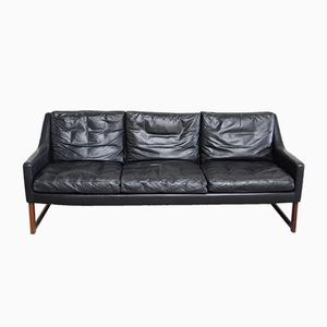 Canapé en Cuir par Rudolf Glatzel pour Kill International, 1960s