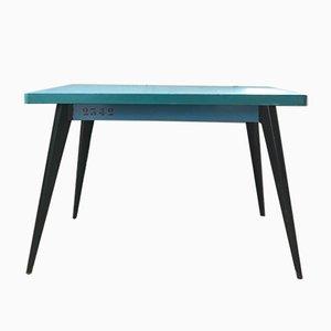 Table d'Appoint Rectangulaire T55 Vintage par Xavier Pauchard pour Tolix, 1950s