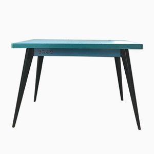 Vintage T55 Rectangular Side Table by Xavier Pauchard for Tolix, 1950s