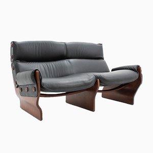 Italienisches Vintage Sofa von Osvaldo Borsani für Tecno, 1960er
