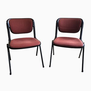 Vertebra Chairs by Emilio Ambasz & Giancarlo Piretti for Anonima Castelli, 1976, Set of 2