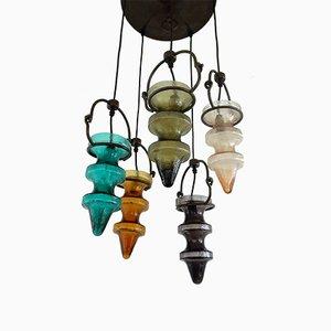 Lámpara colgante en forma de estalactitas de Nanny Still-McKinney para Raak, años 60