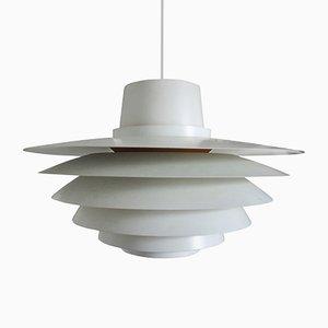 Lampada Verona di Svend Middelboe per Nordisk Solar, anni '60