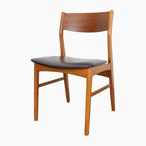 Dänische Mid-Century Esszimmerstühle, 1960er, 6er Set