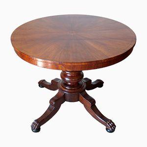Table de Salle à Manger Ronde Antique, Italie