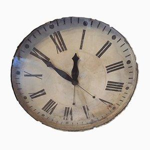 Vintage Station Clock, 1940s