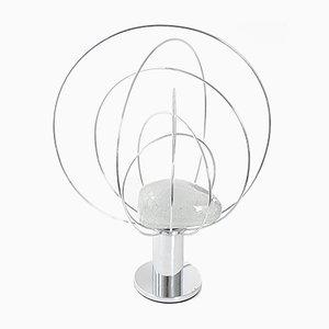 Lámpara de mesa de Angelo Brotto para Fase, años 70