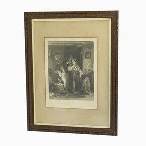 Viktorianischer Stich, 1874