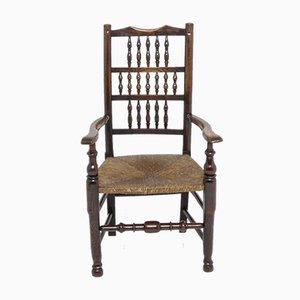 Georgischer Lancashire Armlehnstuhl, 1780er