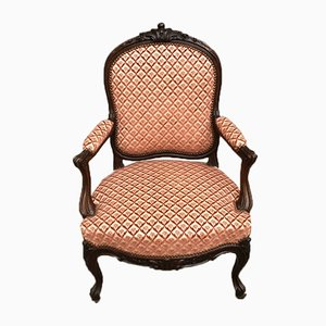 Fauteuil Style Louis XV, 1950s
