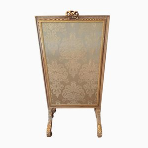 Vintage Louis XVI Style Fireplace Screen, 1940s