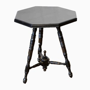 Aesthetic Movement Occasional Table, 1890s