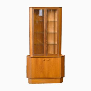 Vintage Corner Cupboard from Turnidge of London, 1960s
