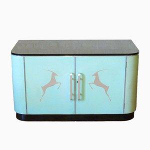 Art Deco Cupboard