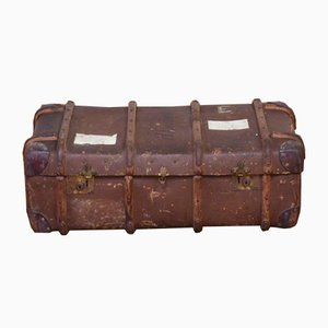 Vintage Brown Featherweight Trunk