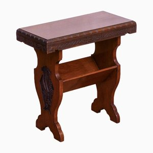 Edwardian Mahogany Side Table