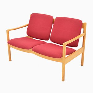 Vintage Two-Seater Bench from Ercol