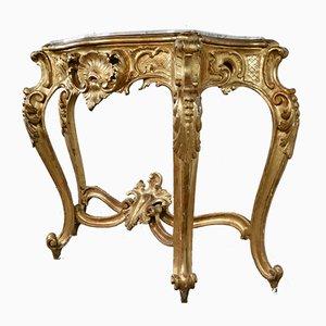 Console Louis XV 19ème Siècle