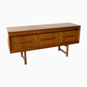 Vintage Teak Sideboard from Elliotts of Newbury