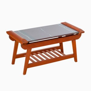Pitch Pine Coffee Table, 1960