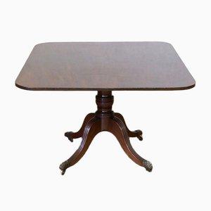 Antique Regency Mahogany Dining Table, 1810s