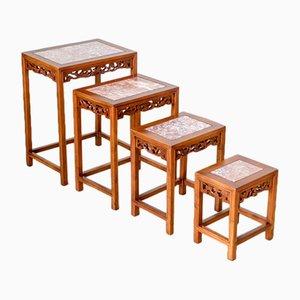 Mesas nido chinas, años 20