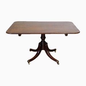 Antique Georgian Mahogany Breakfast Table