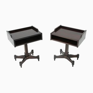 Nightstands by Claudio Salocchi, 1960s, Set of 2