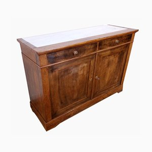 Antique French Low Sideboard Console Table