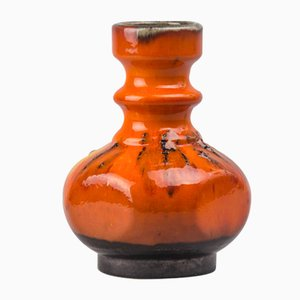 Fat Lava Vase von Bay Keramik, 1970er