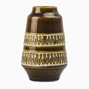 Fat Lava Vase from Bay Keramik, 1970s