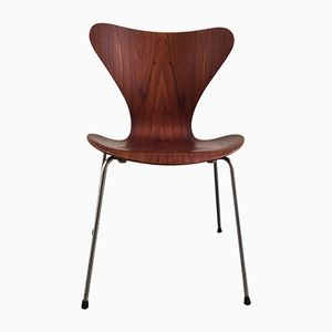 Sedia da pranzo di Arne Jacobsen, anni '60