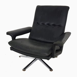 Vintage Lounge Swivel Chair