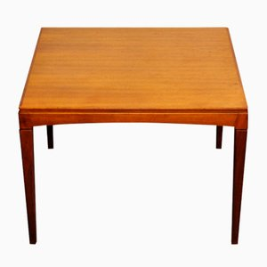 Tavolino da caffè Mid-Century di Erik Wørts per VDN Varufakta, anni '60