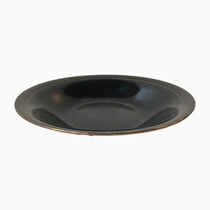 Vintage Danish Bowl from Frederiksberg Bronce, 1930s