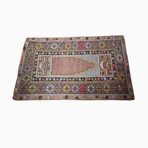 Antiker türkischer Gebetsteppich im Melas-Stil, 1910er