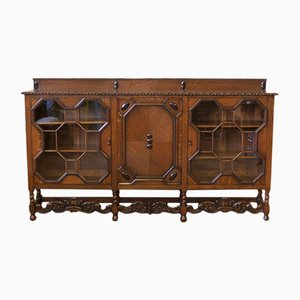 Large Oak Sideboard, 1920s