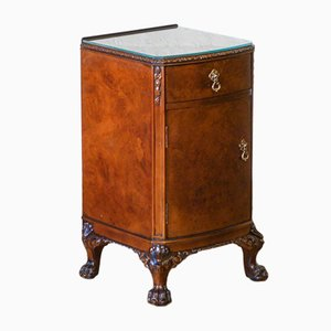 Tables de Chevet de Berick Furniture, 1920s, Set de 2