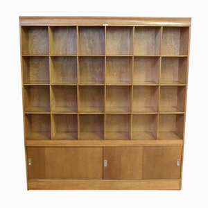 Vintage Oak Shop Cabinet from Shopfittings Manchester LTD