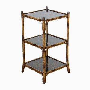 Table Vintage en Bambou de Theodore Alexander