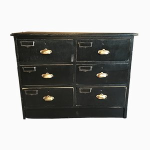 Vintage Workshop Chest of Drawers, 1960s