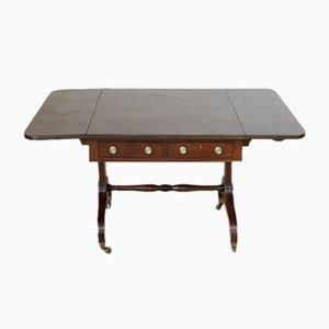 Regency Tisch aus Mahagoni, 1810er