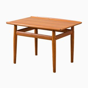 Table d'Appoint par Grete Jalk pour Glostrup, 1960s