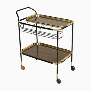 Formica & Metal Bar Cart from MB Italia, 1960s