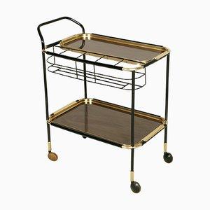 Formica & Metal Bar Cart from MB Italia, 1960s