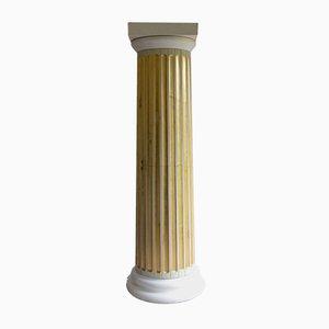 Italienischer Getränkeschrank in Säulen-Optik, 1980er
