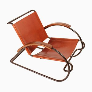 Model 8319 Lounge Chair by Erich Dieckmann, 1931