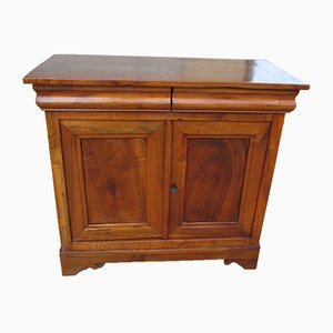 Antique Louis Philippe Walnut Buffet
