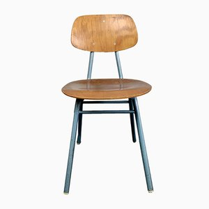 Chaise de Bureau Vintage de Kohenloher Schulmobel