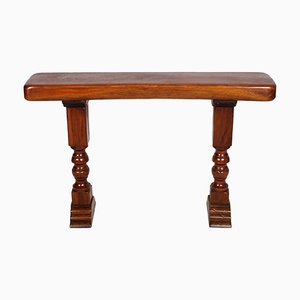 18th Century Chestnut Console Table